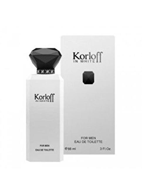 Korloff In White Man Edt 88 Ml Erkek Parfüm Renksiz
